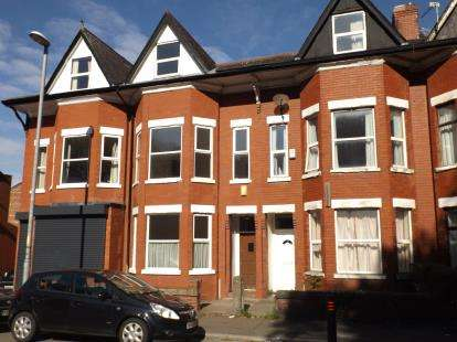 4 Bedrooms Terraced House for sale in Platt Lane, Fallowfield, Manchester, Greater Manchester