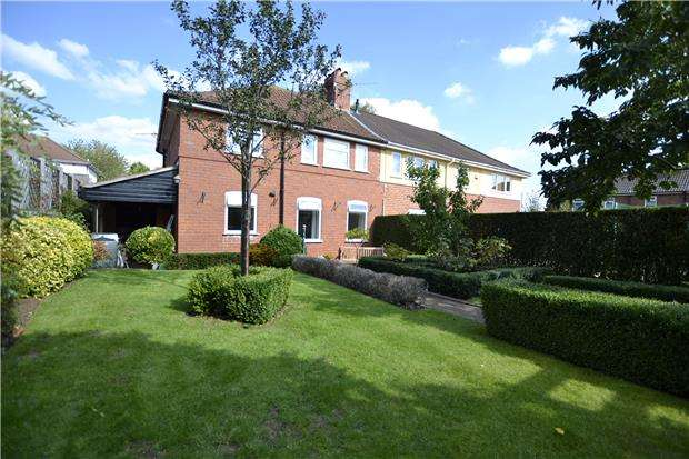 3 Bedrooms Semi Detached House for sale in Ely Grove, Bristol BS9 2LD