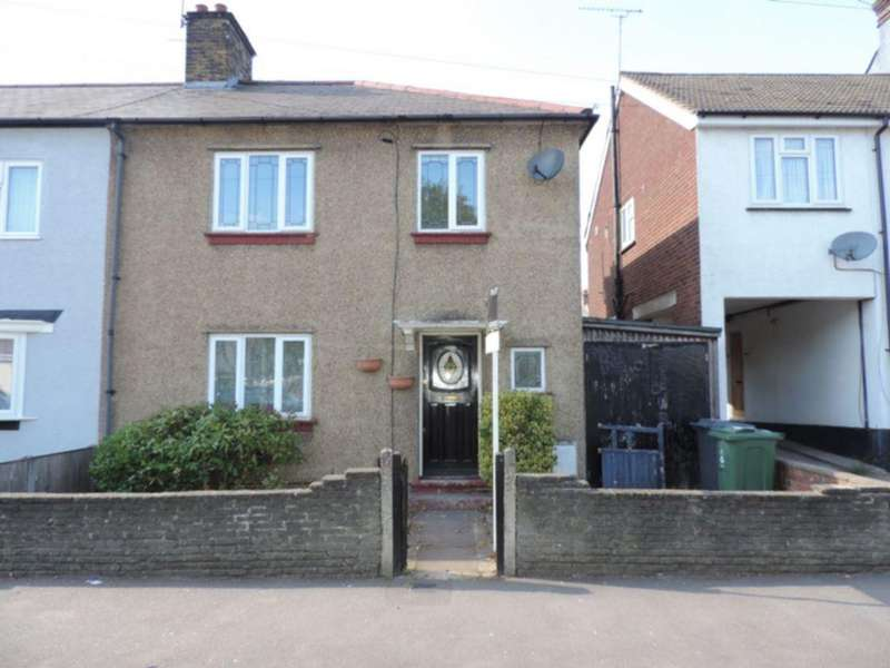 3 Bedrooms End Of Terrace House for sale in Beech Hall Road, Highams Park, E4