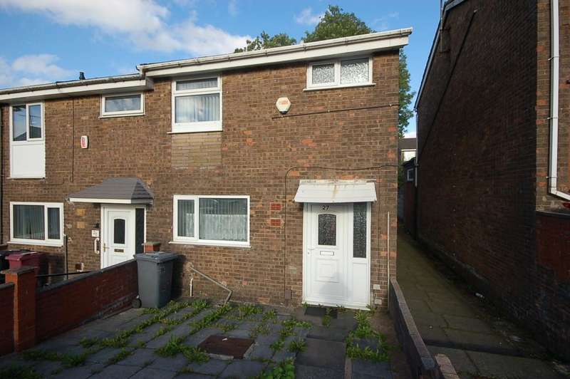 3 Bedrooms End Of Terrace House for sale in Westbury Gardens, Blackburn