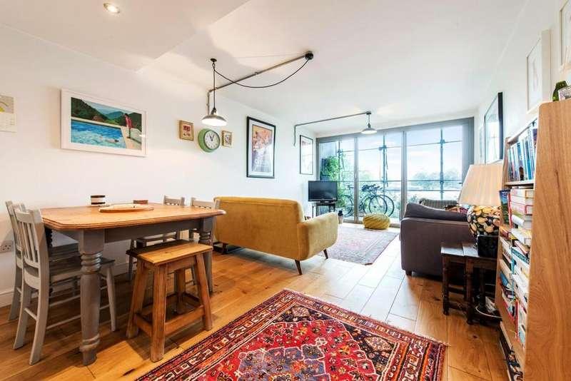 2 Bedrooms Flat for sale in Consort Road, Peckham