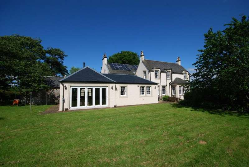 7 Bedrooms Detached Villa House for sale in The Old Manse Kilmarnock Road, Kilmaurs, KA3 2NP