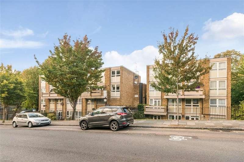 3 Bedrooms Maisonette Flat for sale in Drakeley Court, Aubert Park, London