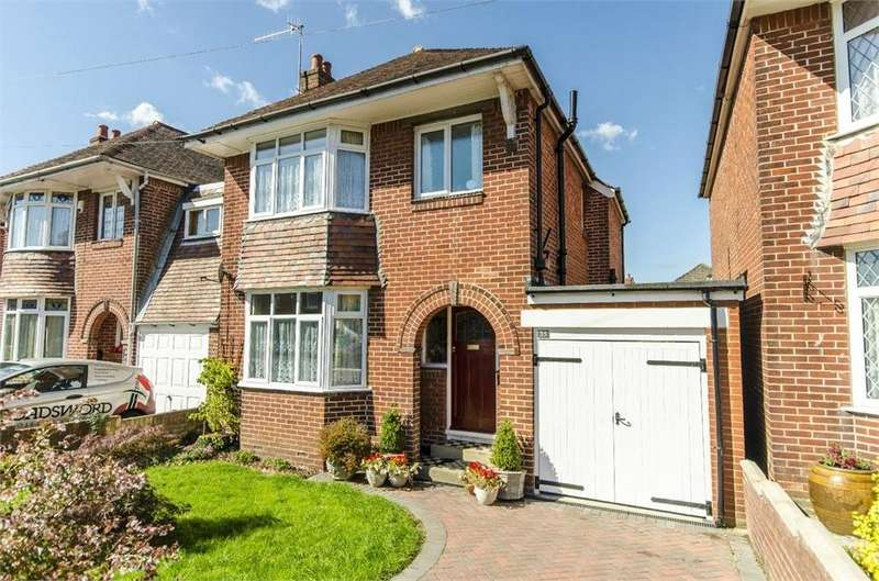 3 Bedrooms Detached House for sale in Whites Road, Bitterne, Southampton, Hampshire