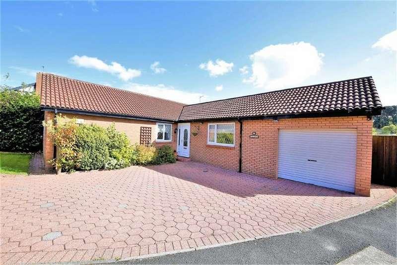 4 Bedrooms Detached Bungalow for sale in Noirmont Way, Northfield Green, Sunderland, SR3