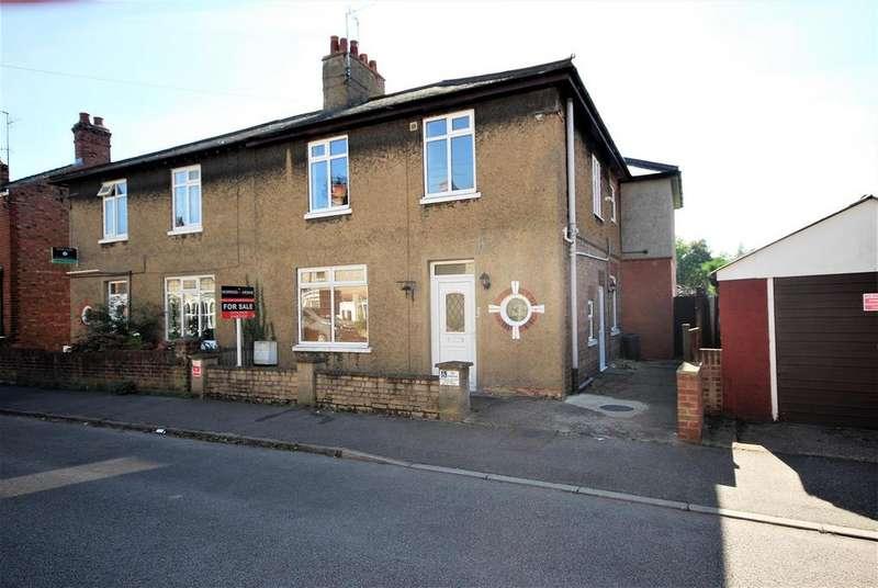4 Bedrooms Semi Detached House for sale in Regent Street, Spalding