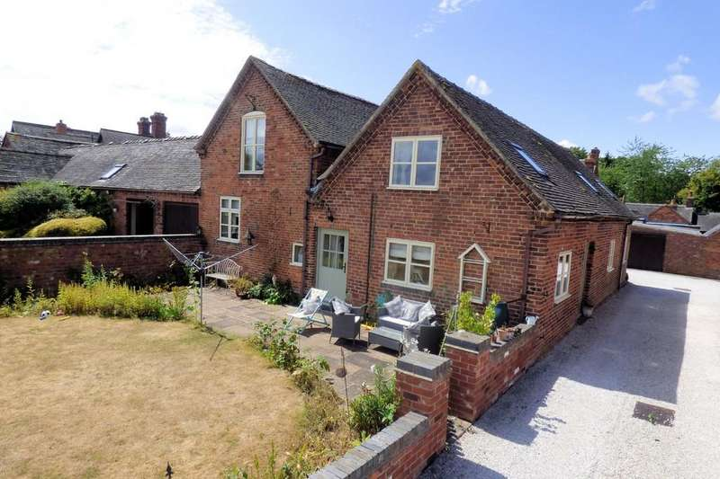 4 Bedrooms Barn Conversion Character Property for sale in Admaston, Rugeley