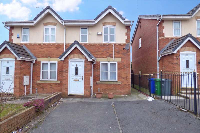 2 Bedrooms Semi Detached House for sale in Pym Street, Moston, Manchester, M40