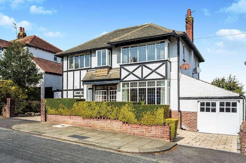 5 Bedrooms Detached House for sale in Highcross Avenue, Poulton-Le-Fylde, FY6