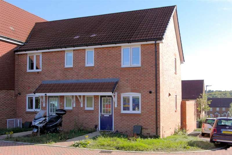 2 Bedrooms End Of Terrace House for sale in Sawyer Close, Tidworth