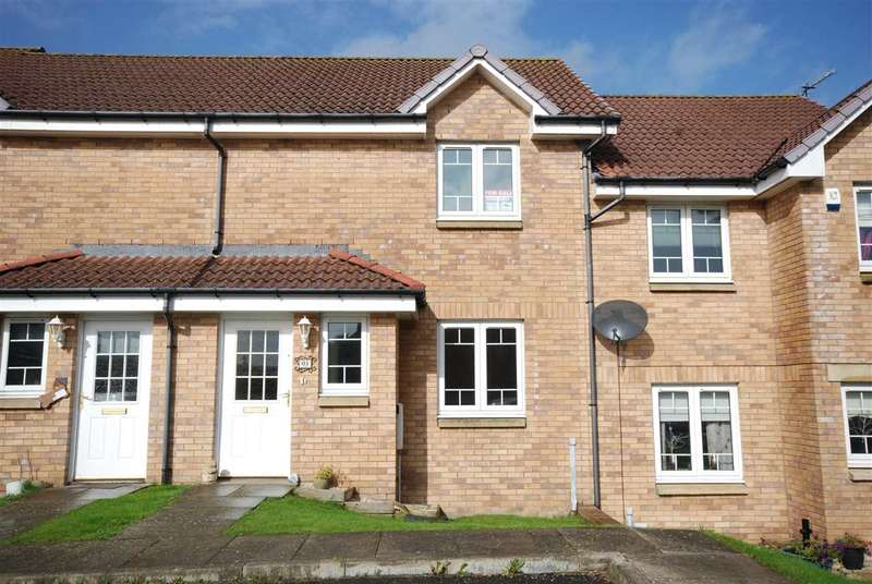 2 Bedrooms Terraced House for sale in Meiklelaught Place, Saltcoats