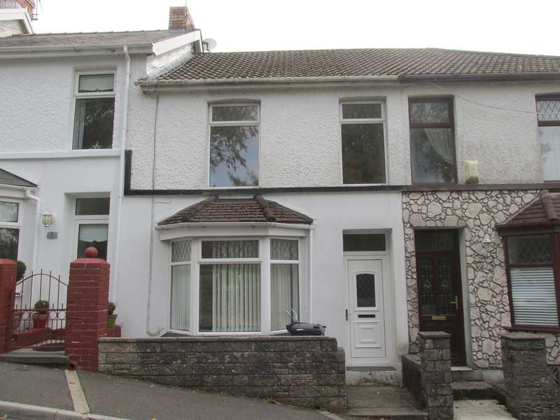 3 Bedrooms Terraced House for sale in Park Row Gardens, Merthyr Tydfil
