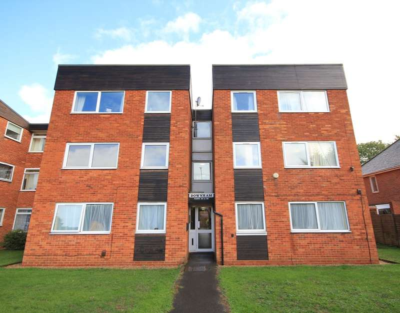 2 Bedrooms Apartment Flat for sale in Downham Court, Shinfield Rise, Reading, RG2