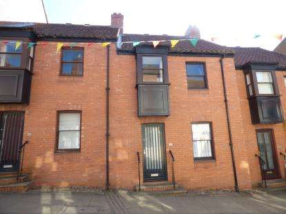 2 Bedrooms Terraced House for sale in Neustadt Court, Lincoln, Lincolnshire, .