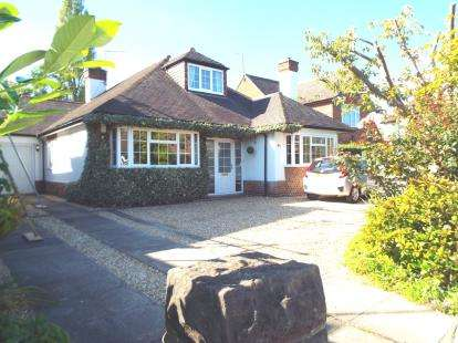 4 Bedrooms Detached House for sale in Wollaton Vale, Wollaton, Nottingham, Nottinghamshire