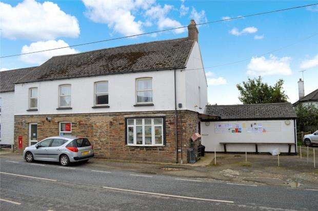 5 Bedrooms Semi Detached House for sale in Marshgate, Camelford, Cornwall