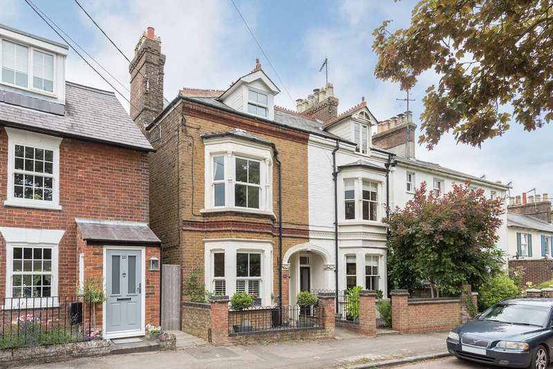 4 Bedrooms Villa House for sale in Park Road, Tring, Hertfordshire
