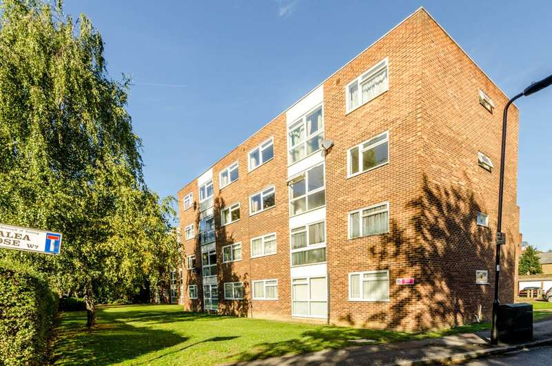 2 Bedrooms Flat for sale in Hanwell, Hanwell, W7