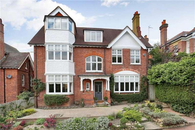 5 Bedrooms Detached House for sale in Mayfield Road, Tunbridge Wells, Kent, TN4