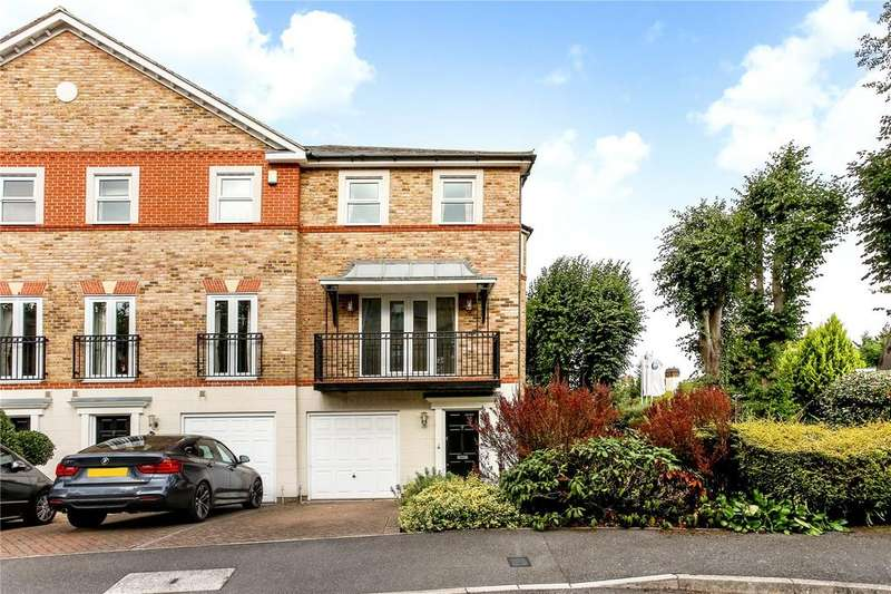 4 Bedrooms End Of Terrace House for sale in St. James Gate, Ascot, Berkshire, SL5
