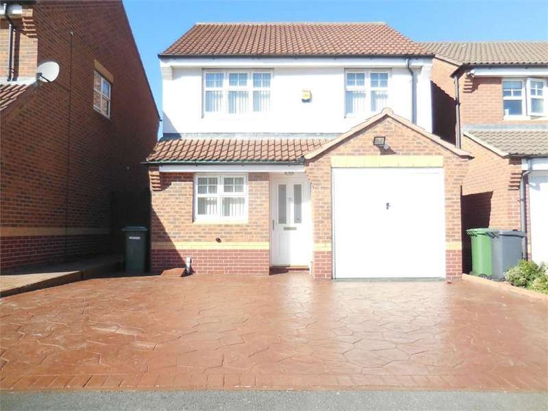 3 Bedrooms Detached House for sale in Yale Road, Willenhall
