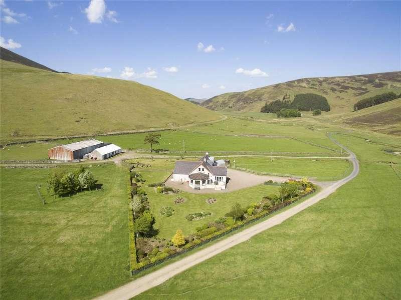 4 Bedrooms Detached House for sale in Glenkirk, Broughton, Peeblesshire