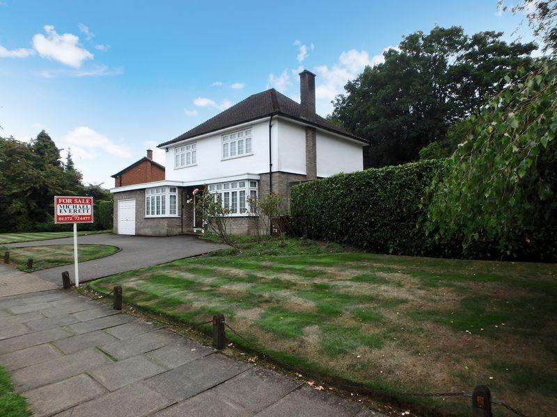 4 Bedrooms Detached House for sale in Wallace Fields, Epsom