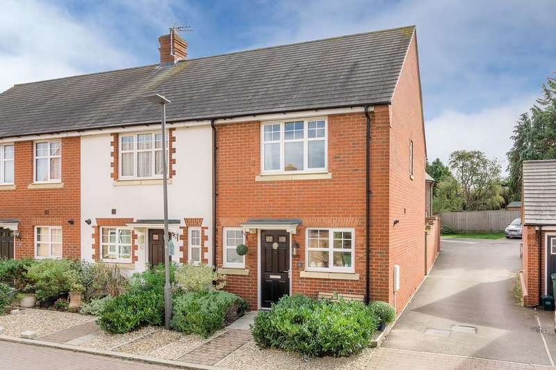 2 Bedrooms End Of Terrace House for sale in Horsemead Piece, Winslow