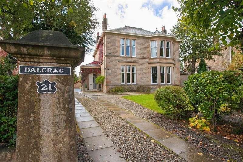 5 Bedrooms Detached Villa House for sale in Dalcrag 21 Hamilton Avenue, Pollokshields, G41 4JG