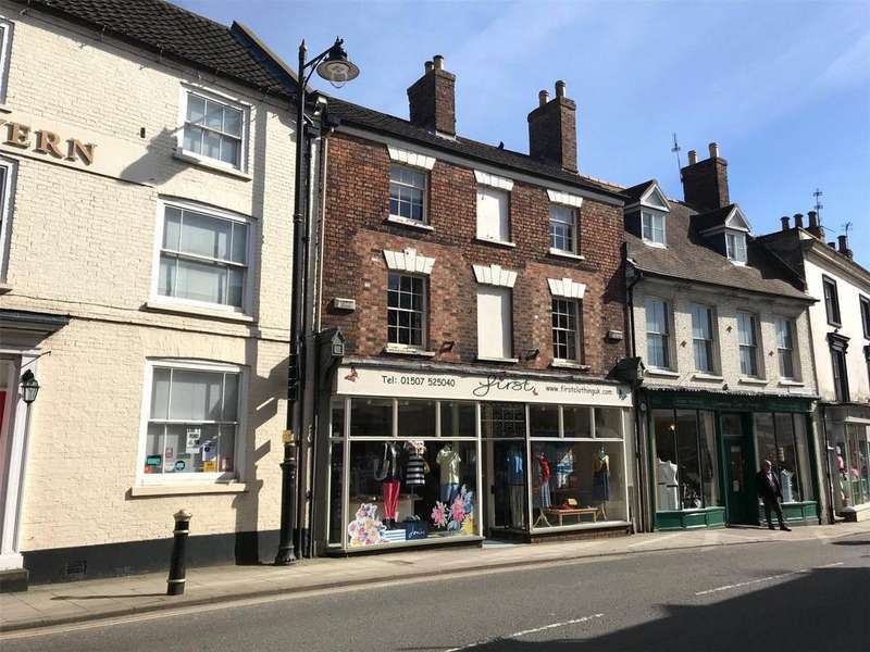 2 Bedrooms Terraced House for sale in North Street, Horncastle, LN9