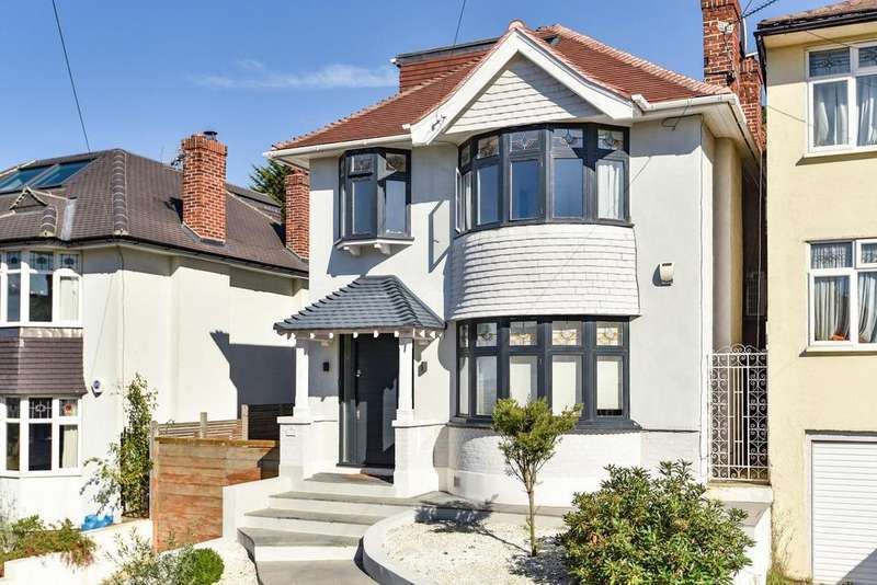 4 Bedrooms Detached House for sale in Ringmore Rise, Forest Hill