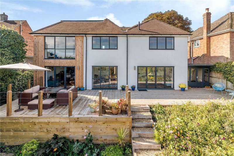 4 Bedrooms Detached House for sale in Cold Harbour Lane, Marlborough, Wiltshire, SN8