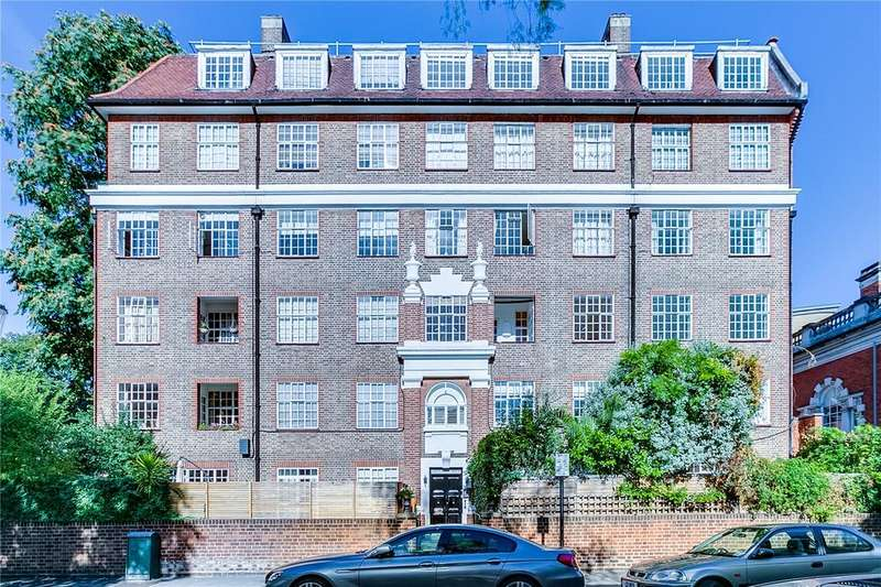 1 Bedroom Flat for sale in Kings Court South, Chelsea Manor Gardens, Chelsea