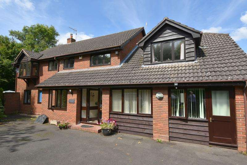 6 Bedrooms Smallholding Commercial for sale in Lower Eggleton, Ledbury HR8