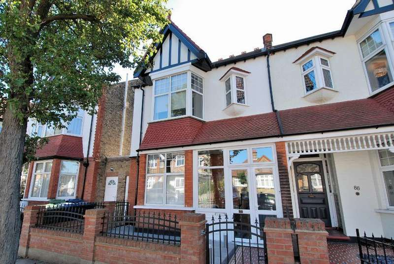 4 Bedrooms Semi Detached House for sale in Shakespeare Road, Hanwell, London, W7 1LR