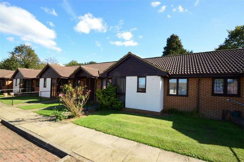 2 Bedrooms Terraced Bungalow for sale in Ashley Court, HATFIELD, Hertfordshire