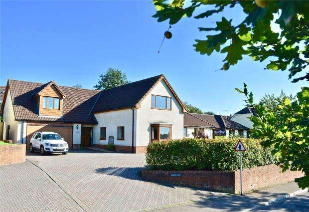 4 Bedrooms Detached House for sale in Payhembury, Honiton, Devon
