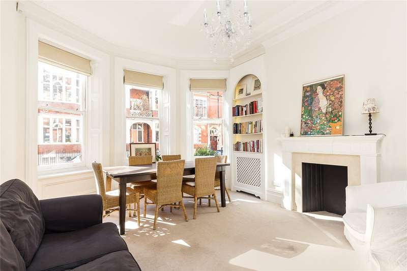 3 Bedrooms Flat for sale in Cadogan Gardens, Chelsea, SW3