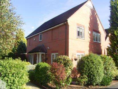 4 Bedrooms Detached House for sale in Musson Close, Marston Green, Birmingham, West Midlands