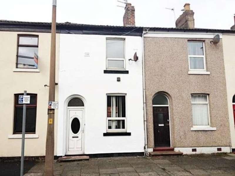 2 Bedrooms Terraced House for sale in 5 Walmsley Street, Fleetwood, Lancashire