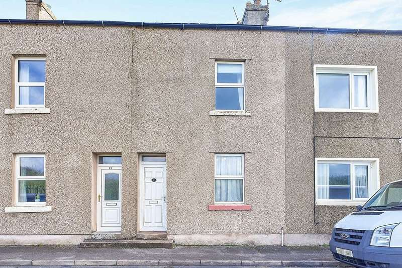 2 Bedrooms Property for sale in Foundry Road, Parton, Whitehaven, CA28