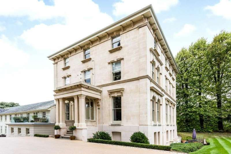 2 Bedrooms Apartment Flat for sale in Ellerslie House, 108 Albert Road, Cheltenham, Gloucestershire, GL52