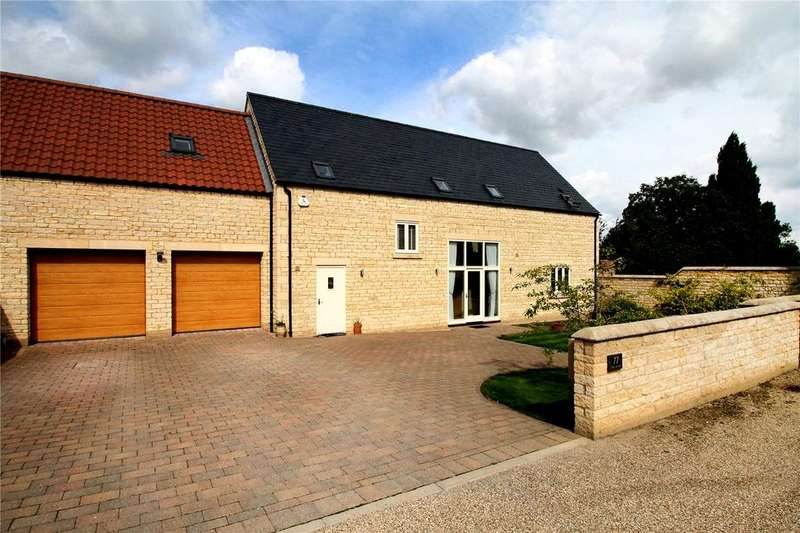 4 Bedrooms Barn Conversion Character Property for sale in Main Street, Yarwell, Peterborough