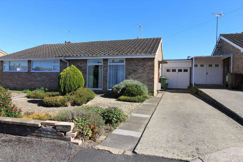 2 Bedrooms Semi Detached Bungalow for sale in CHARLTON KINGS, GL53