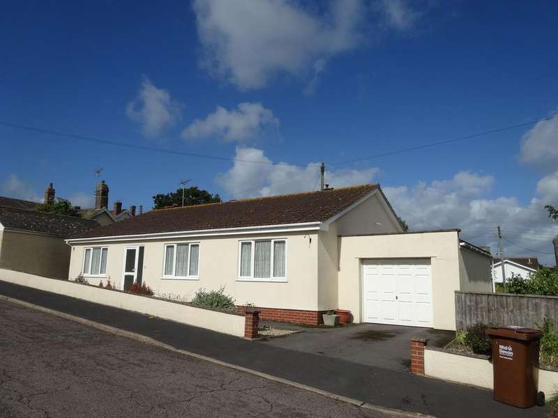 3 Bedrooms Detached Bungalow for sale in School Close, Shobrooke, Near Crediton EX17