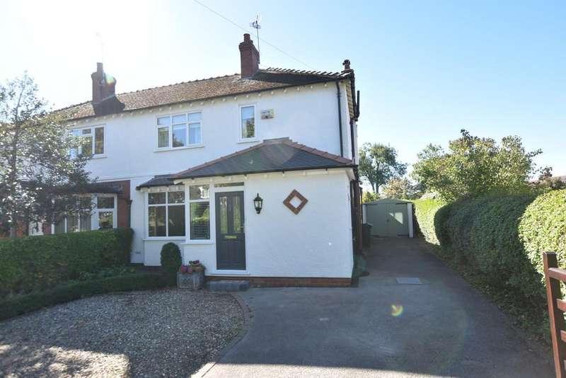 3 Bedrooms Semi Detached House for sale in Park Road West, Curzon Park