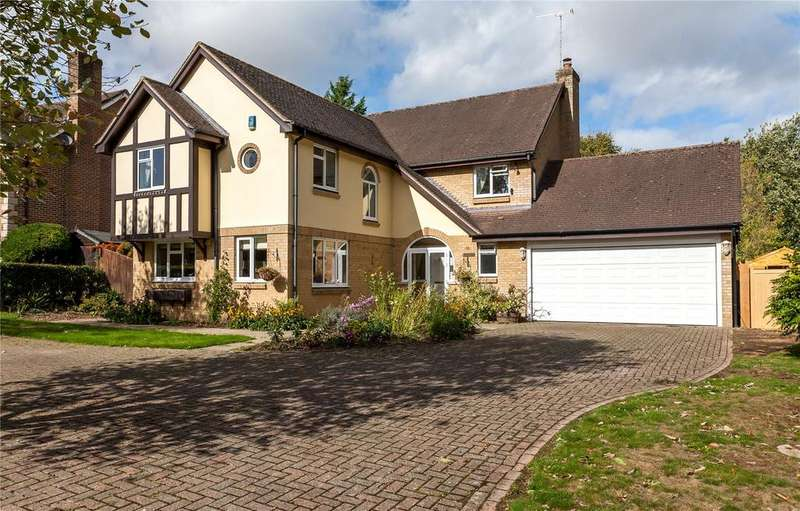 5 Bedrooms Detached House for sale in Oak Ash Green, Wilton, Salisbury, Wiltshire, SP2