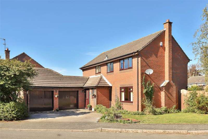 4 Bedrooms Detached House for sale in Valebrook Road, Stathern, Leicestershire