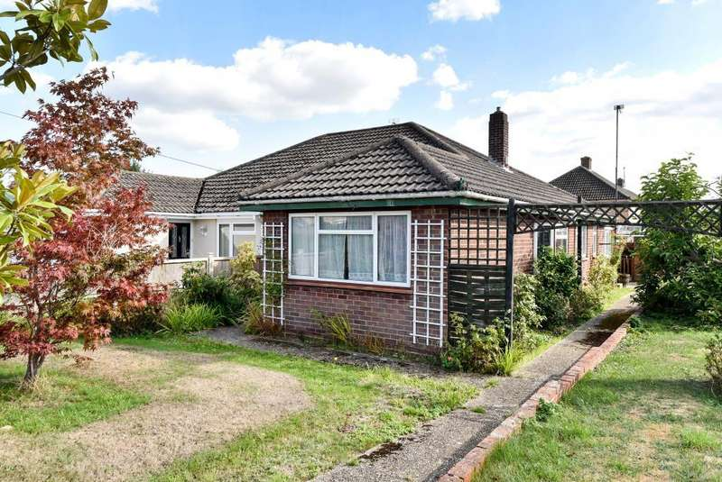 3 Bedrooms Detached Bungalow for sale in Westfield Road, Thatcham, RG18