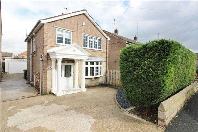 3 Bedrooms Detached House for sale in Rotherwood Avenue, Woodhouse Mill, Sheffield, S13 9XY
